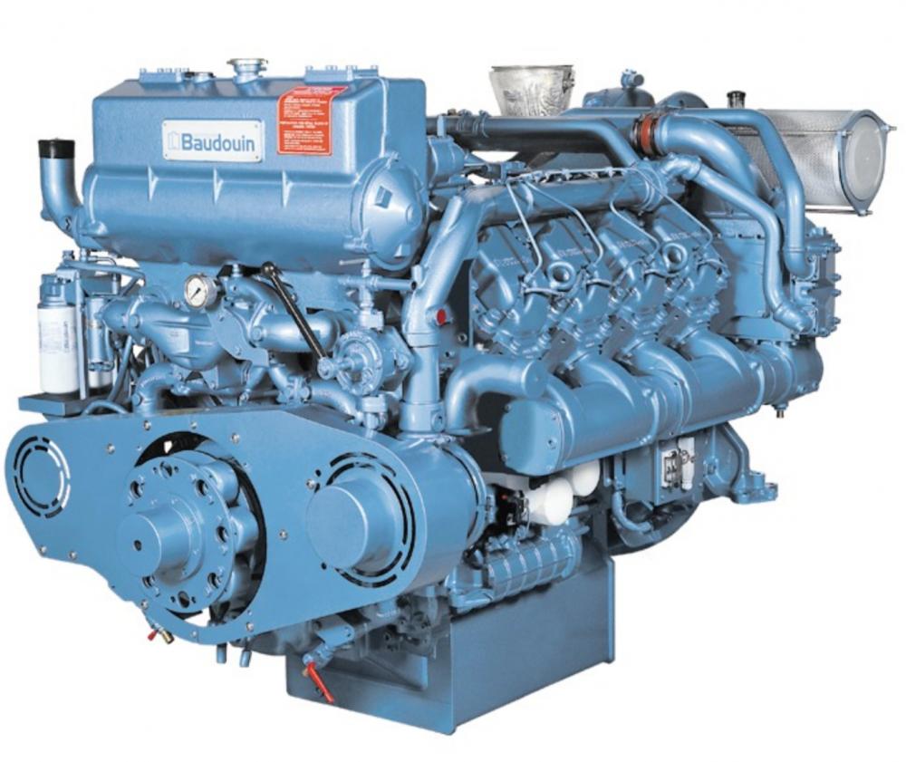 8 M26.2 Engine